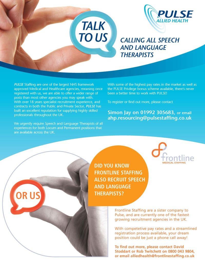 Speechmag Pulse FL Advert (2)